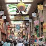 甲子園球場に最も近い商店街と言えば我が尼崎です。