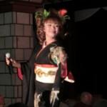 """本日のトリは""""通天閣の歌姫""""叶麗子でした"""